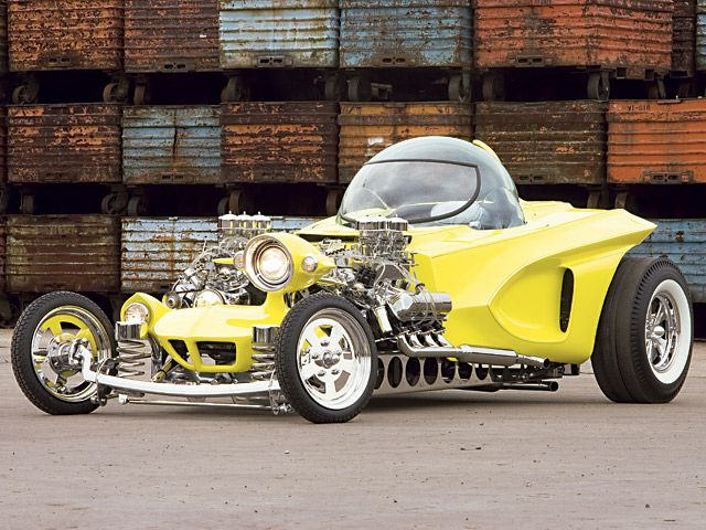 The Mysterion - Ed roth 0601rc10