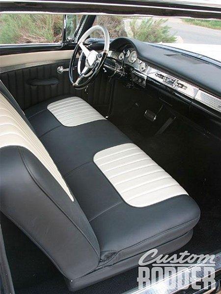 Ford 1957 & 1958 custom & mild custom  0607cr12