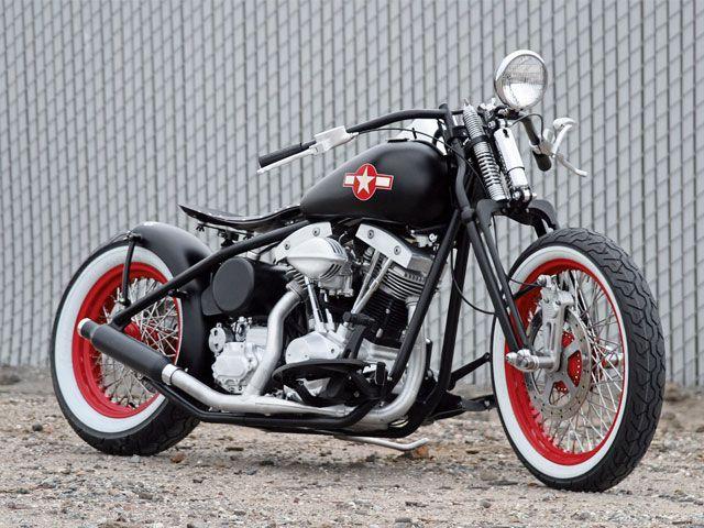 2005 Hardtail Bobber - Huntington Beach Motorcycles 0611_h10