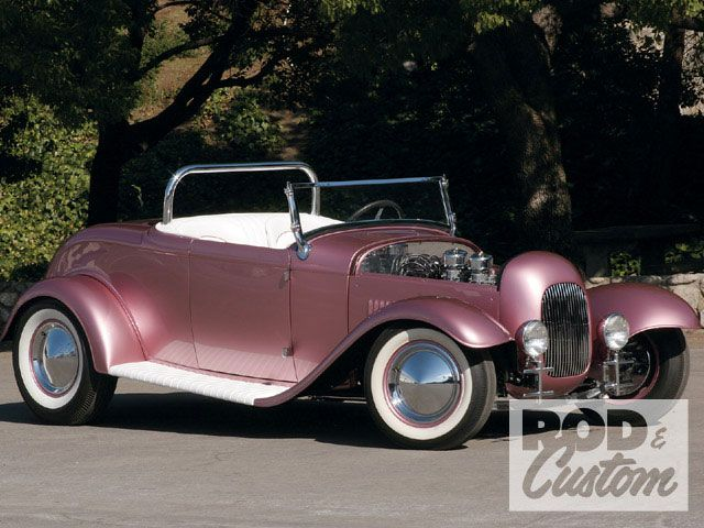 1932 Ford hot rod 0901rc20