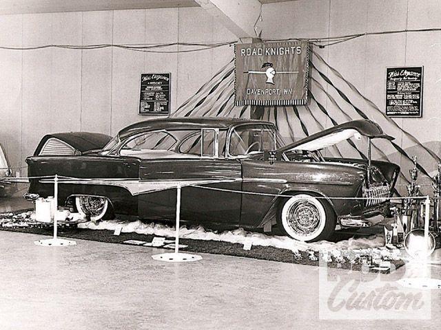 Chevy 1955 custom & mild custom 0901rc23