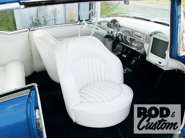 Chevy 1955 custom & mild custom 0901rc27