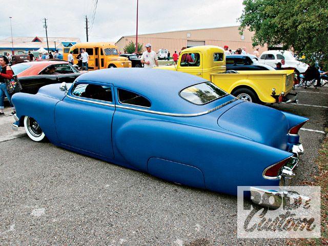 Chevy 1953 - 1954 custom & mild custom galerie 0909rc10