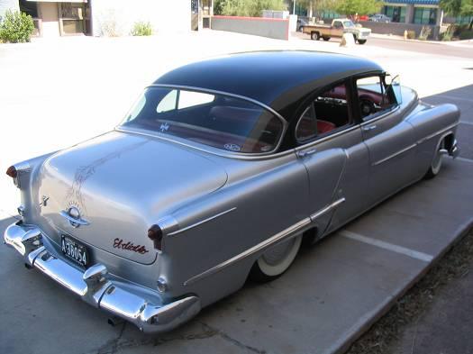 Oldsmobile 1948 - 1954 custom & mild custom 10003014
