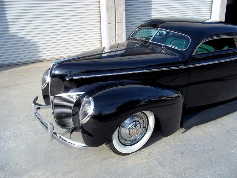 Ford & Mercury 1939 - 40 custom & mild custom 10005210