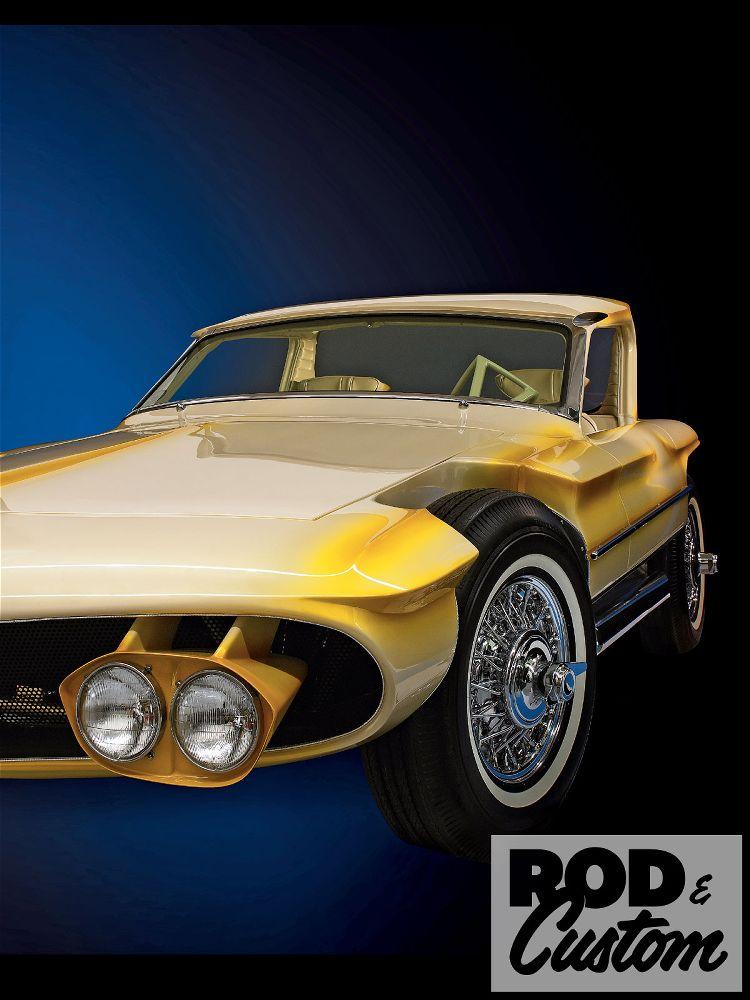 Car Craft Dream Rod - Bill Cushenbery 1001rc10