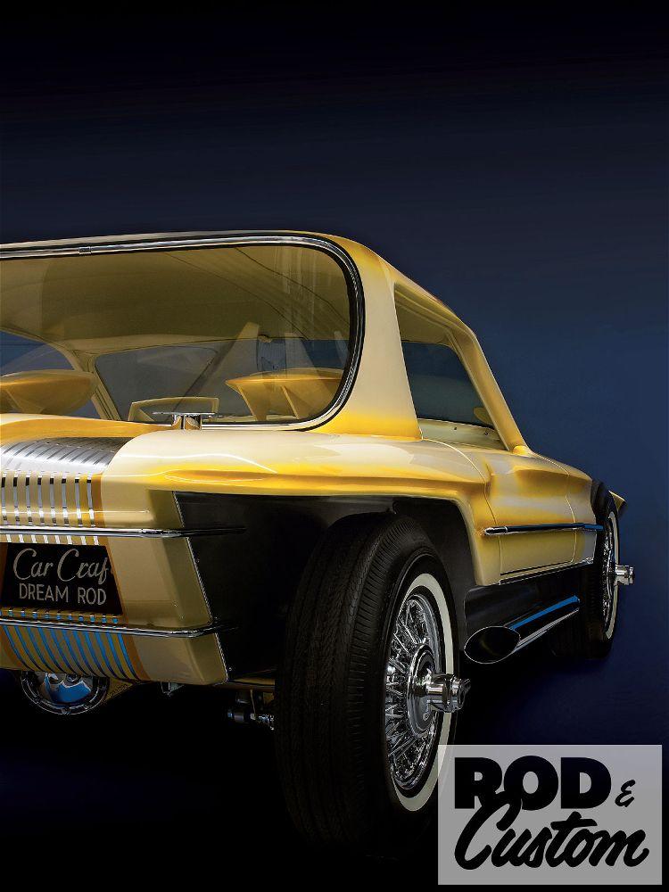 Car Craft Dream Rod - Bill Cushenbery 1001rc13