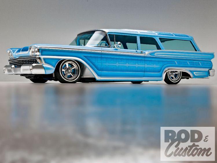 Ford 1959 custom & mild custom 1010rc10