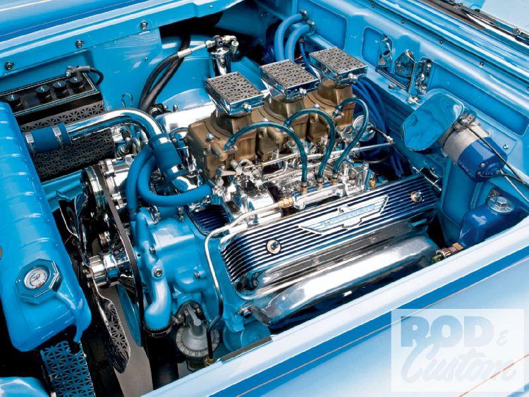 Ford 1959 custom & mild custom 1010rc11
