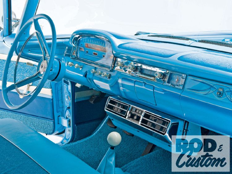 Ford 1959 custom & mild custom 1010rc15