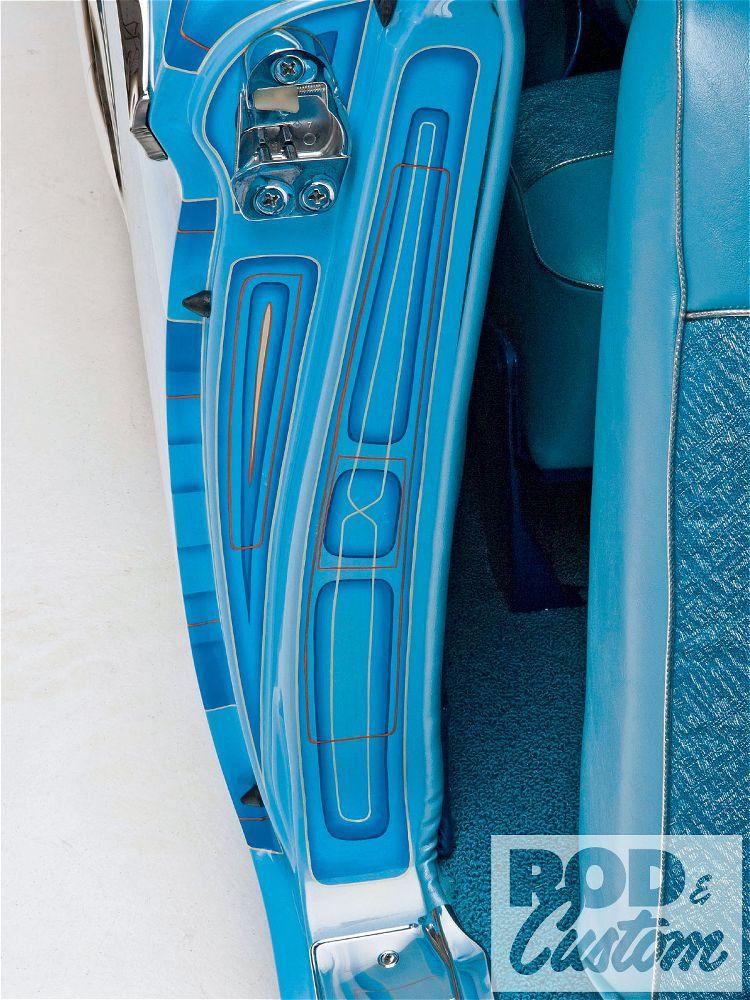 Ford 1959 custom & mild custom 1010rc18
