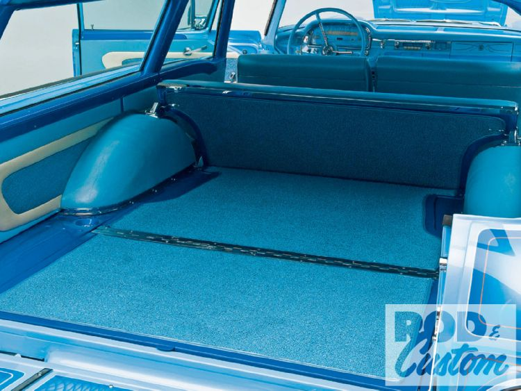Ford 1959 custom & mild custom 1010rc19