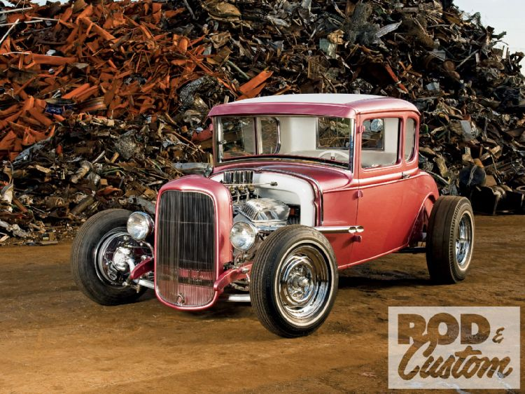 1930 Ford hot rod 1010rc22