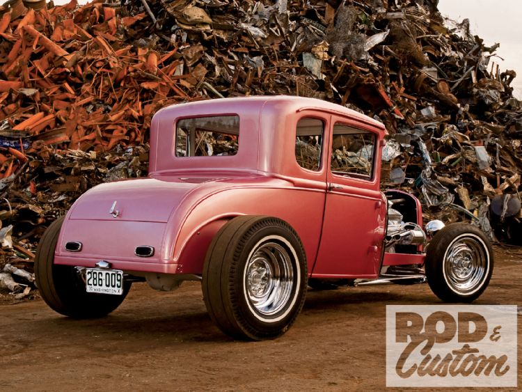 1930 Ford hot rod 1010rc23