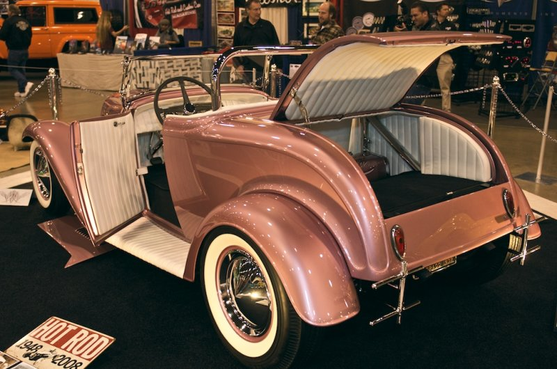 1932 Ford hot rod 10853710
