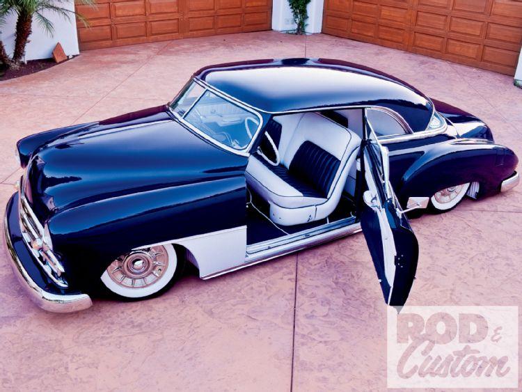 Chevy 1949 - 1952 customs & mild customs galerie 1105rc11