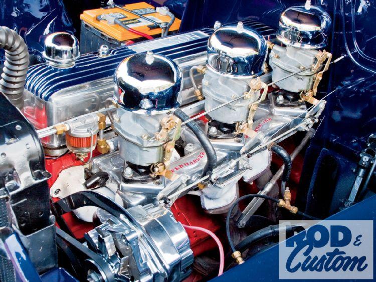 Chevy 1949 - 1952 customs & mild customs galerie 1105rc14