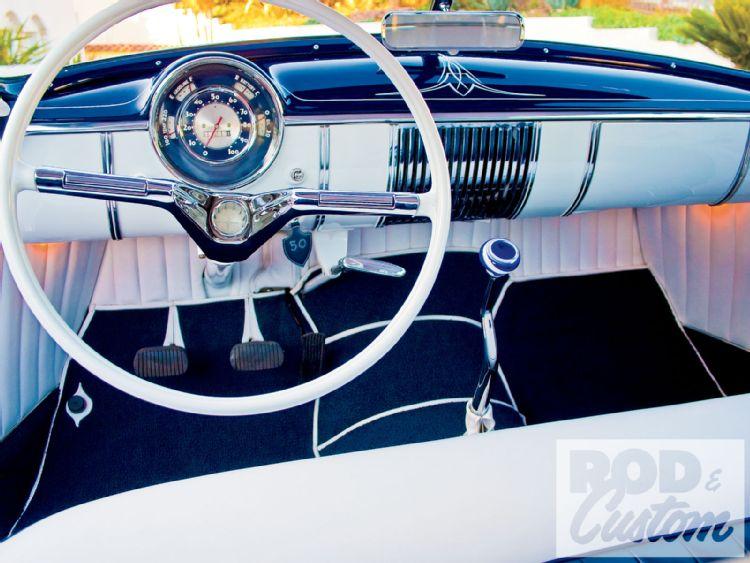 Chevy 1949 - 1952 customs & mild customs galerie 1105rc16