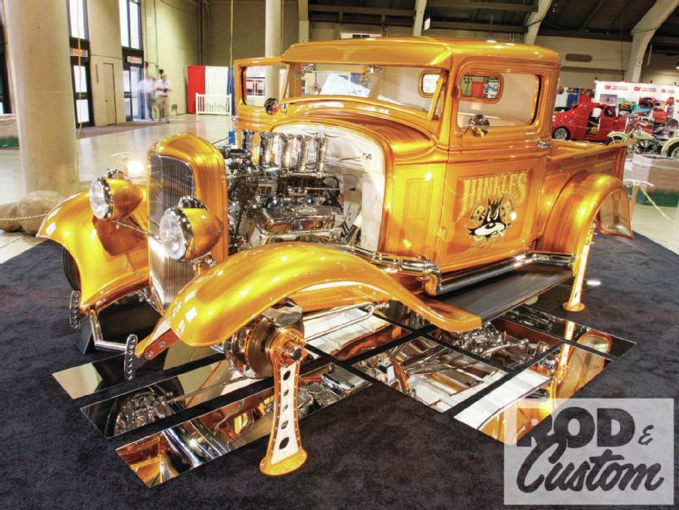 1932 Ford hot rod 1107rc10