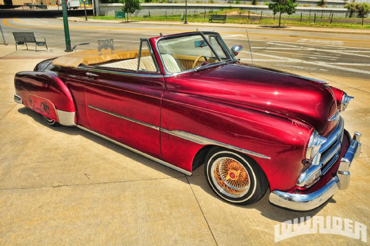 1950's Low Riders - Fifties low riders 1204-l10