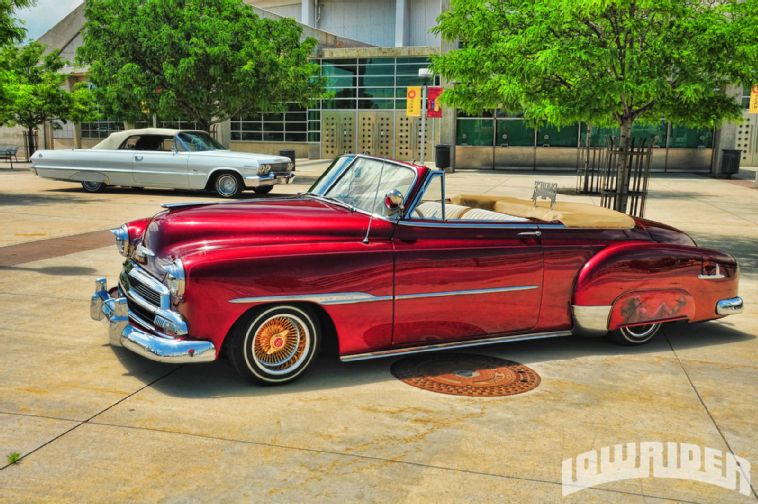 1950's Low Riders - Fifties low riders 1204-l13