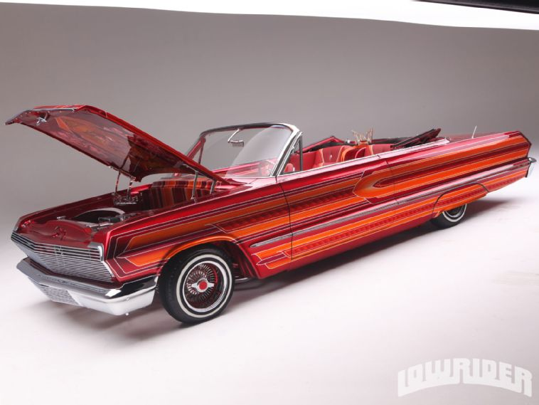 1960's Low Riders - Sixties low riders 1207-l11