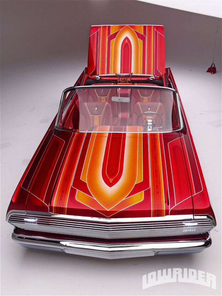 1960's Low Riders - Sixties low riders 1207-l16