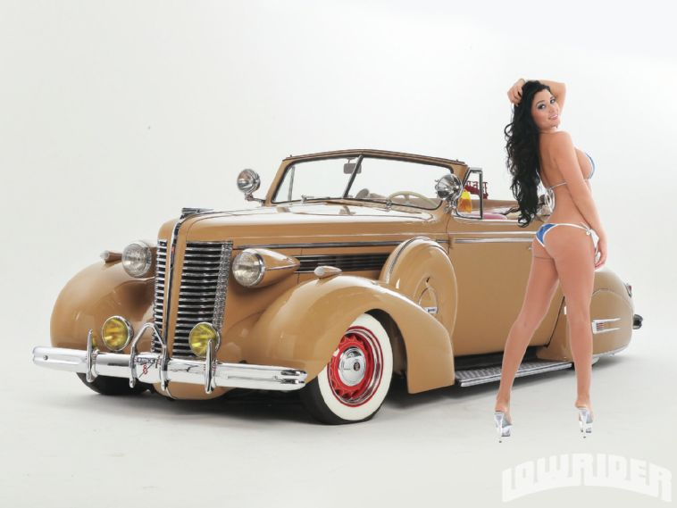 1930's & 1940's Low Riders 1209-l10