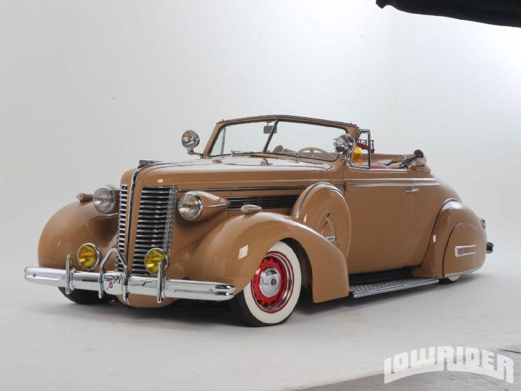 1930's & 1940's Low Riders 1209-l13