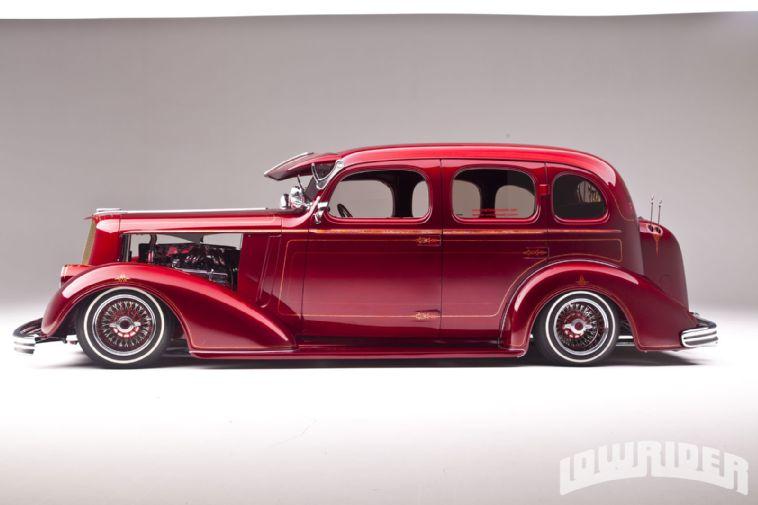 1930's & 1940's Low Riders 1210-l16
