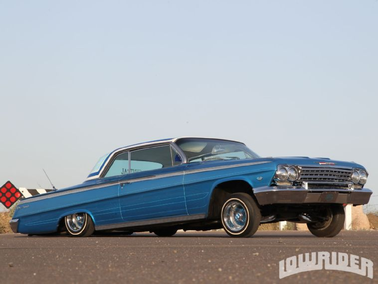 1960's Low Riders - Sixties low riders 1212-l10