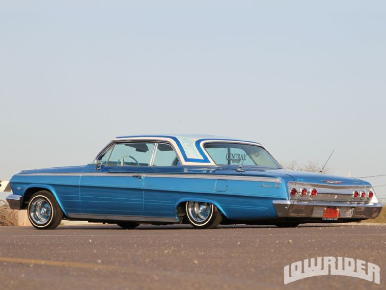 1960's Low Riders - Sixties low riders 1212-l11