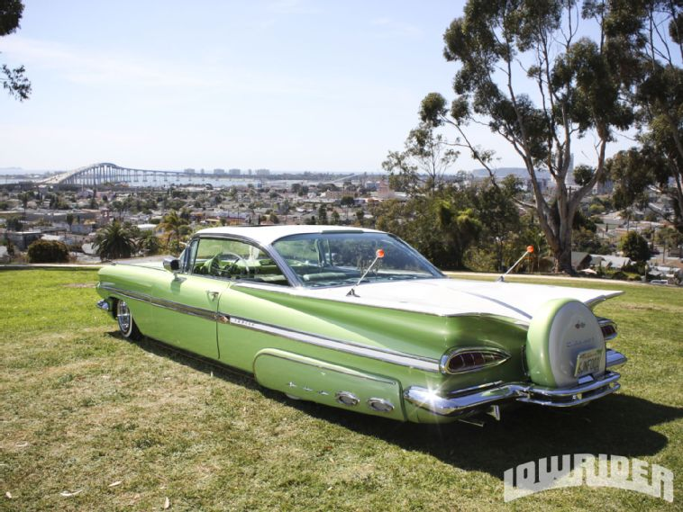 1950's Low Riders - Fifties low riders 1212-l18