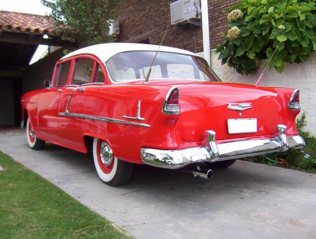 Les Chevrolet de 1949 à 1959 stock 12936310