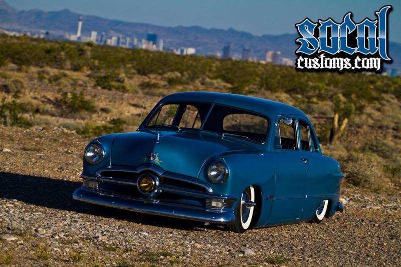 Ford 1949 - 50 - 51 (shoebox) custom & mild custom galerie 1412