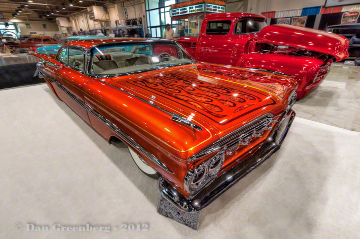 Chevy 1959 kustom & mild custom 14158810