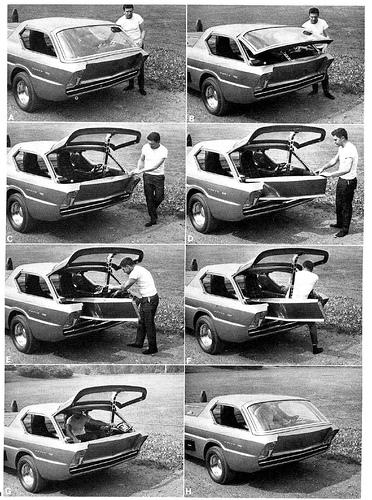 Deora - Dodge custom - Alexander Brothers 14494610