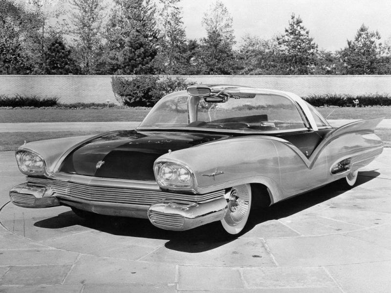 Ford Mystere 1955 - Concept car 14nh7x10