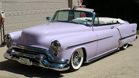 Oldsmobile 1948 - 1954 custom & mild custom - Page 2 1511