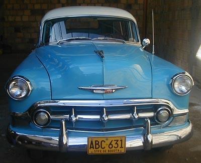Les Chevrolet de 1949 à 1959 stock 15119-10