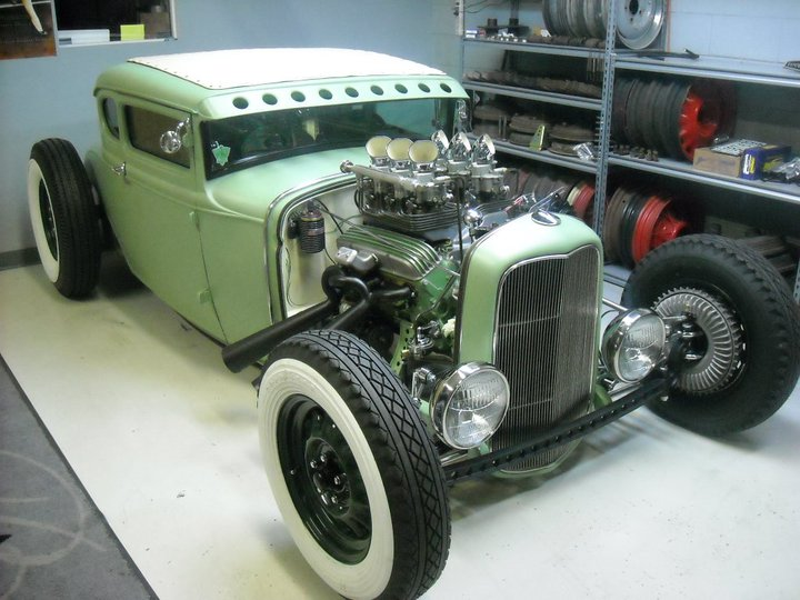 Ford 1931 Hot rod 16433510