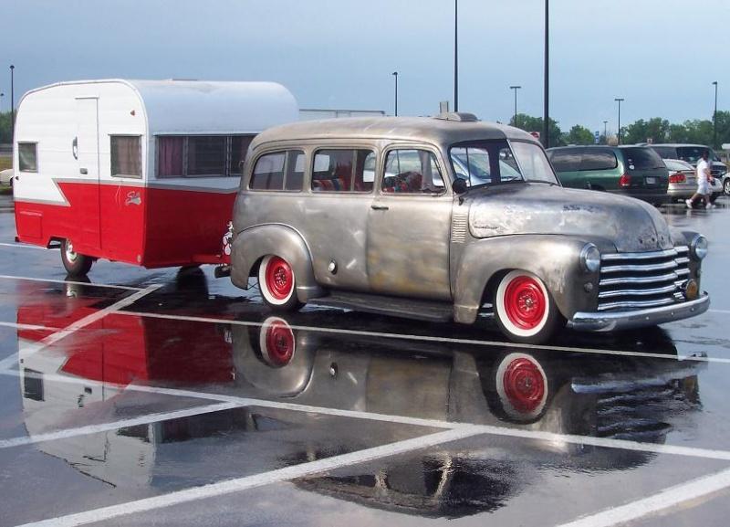 Auto + Caravane 178110