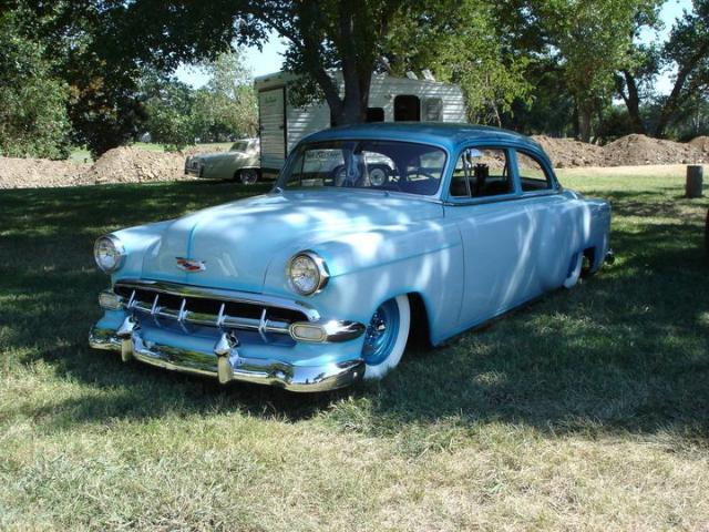 Chevy 1953 - 1954 custom & mild custom galerie - Page 4 18534010