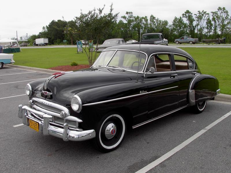 Les Chevrolet de 1949 à 1959 stock 1949_c10