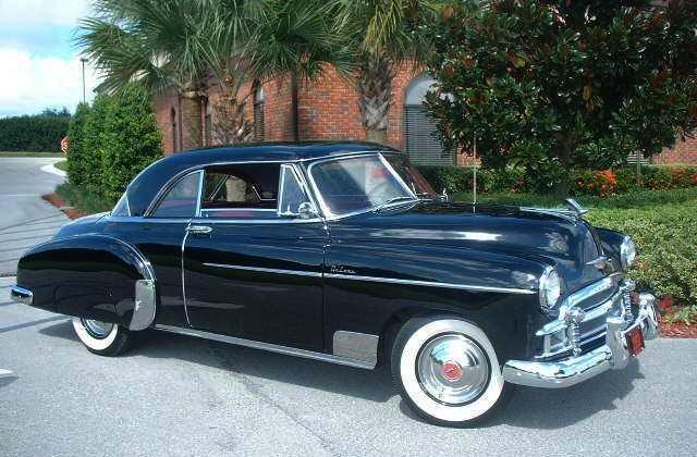 Les Chevrolet de 1949 à 1959 stock 1950-c10