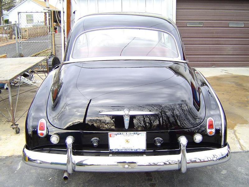 Les Chevrolet de 1949 à 1959 stock 1950-c11