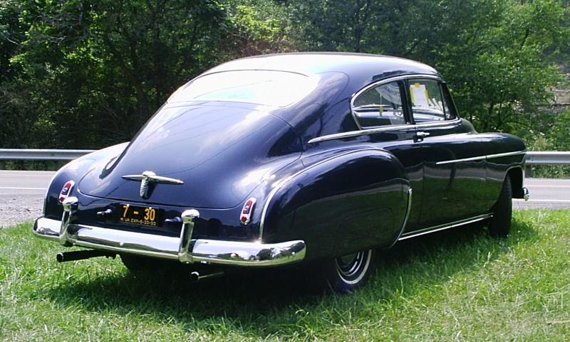 Les Chevrolet de 1949 à 1959 stock 1950_c11