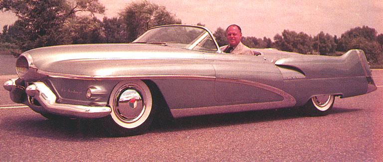 Buick Lesabre - Concept car 1951 19512010