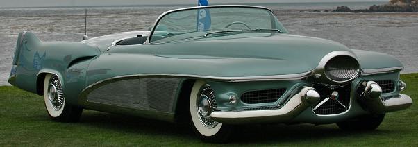 Buick Lesabre - Concept car 1951 1951bu10