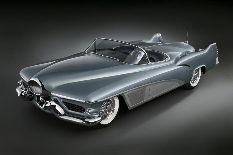 Buick Lesabre - Concept car 1951 1951bu11